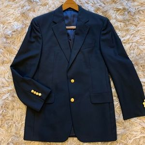 Classic Navy Brooks Brothers Sport Coat